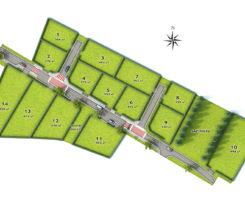 Terrains à vendre à Curgies - Le Domaine de Tilia