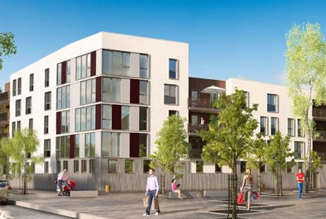 Appartements neufs à Lille Mérope