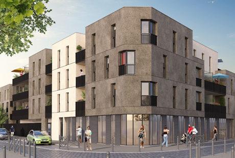 Appartements neufs à Lille Land'art