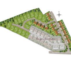Terrains à vendre à Dourges - Les jardins de st Stanislas
