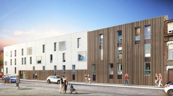 Focus : Appartements neufs à Lille