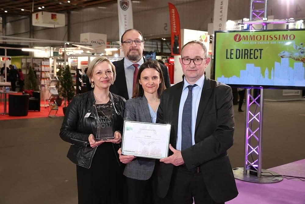 Prix Innov'Immo 2017