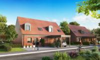 Maison neuves à Ostricourt