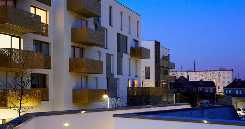 Programme immobilier d'appartements à Lomme