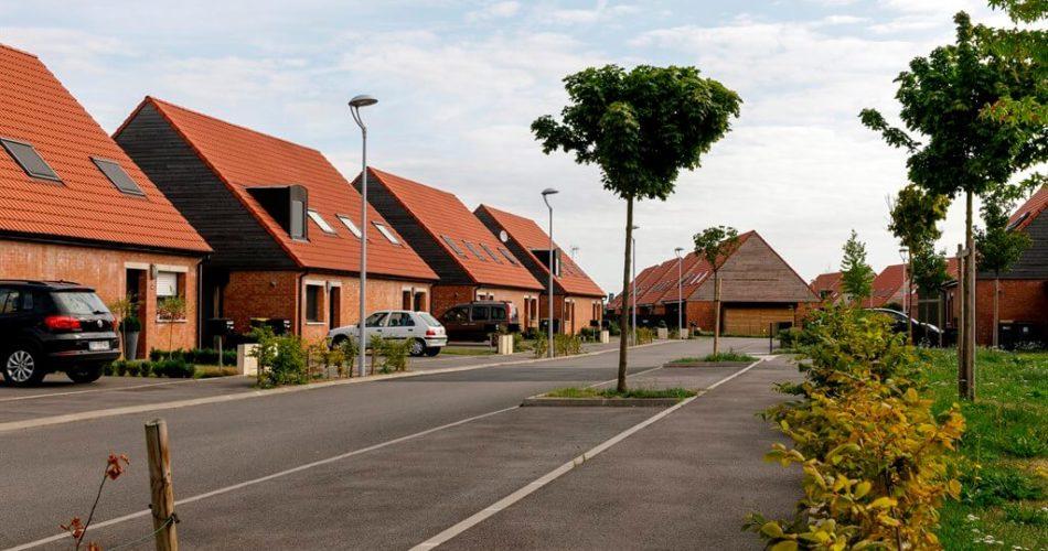 Programme immobilier les toits du courtil r alis par for Piscine st saulve