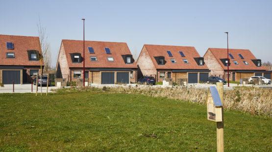 Maisons neuves à Templemars